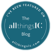I'm a guest-blogger on All Things IC